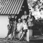Le Grange Family